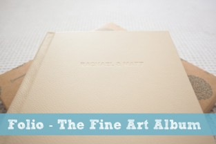 folio fine art wedding album by Chris and hazel Wedding Photography