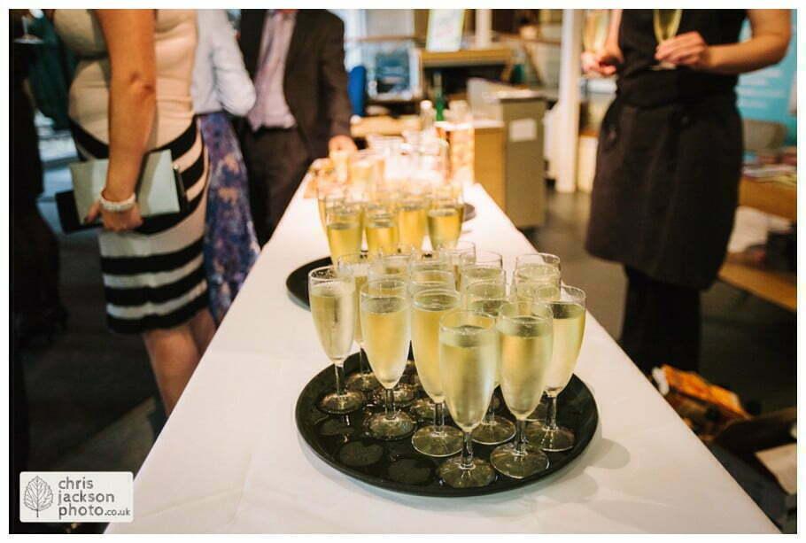 champagne bubbles glasses wedding venue york castle museum wedding photography wedding photographer York chris & hazel wedding photography