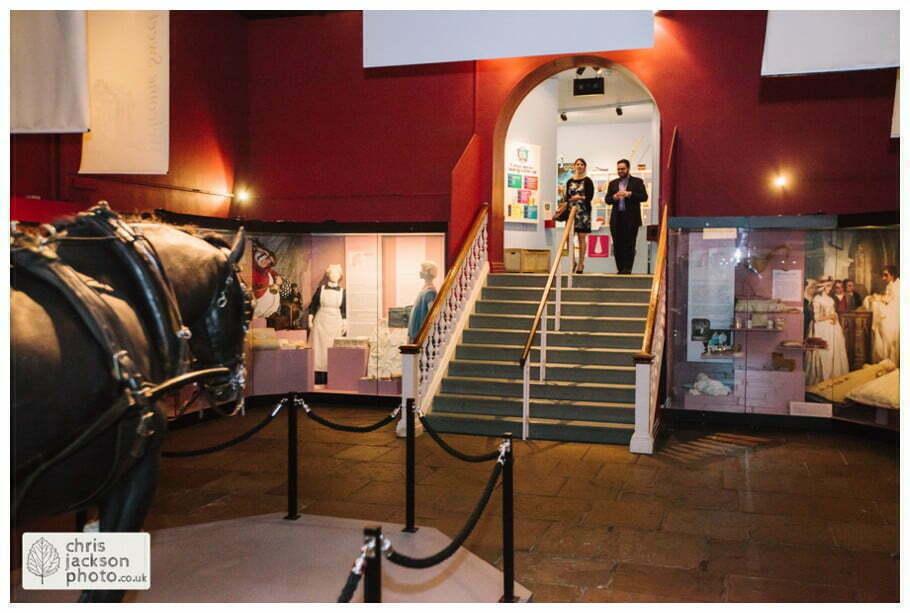 guests wedding venue york castle museum wedding photography wedding photographer York chris & hazel wedding photography
