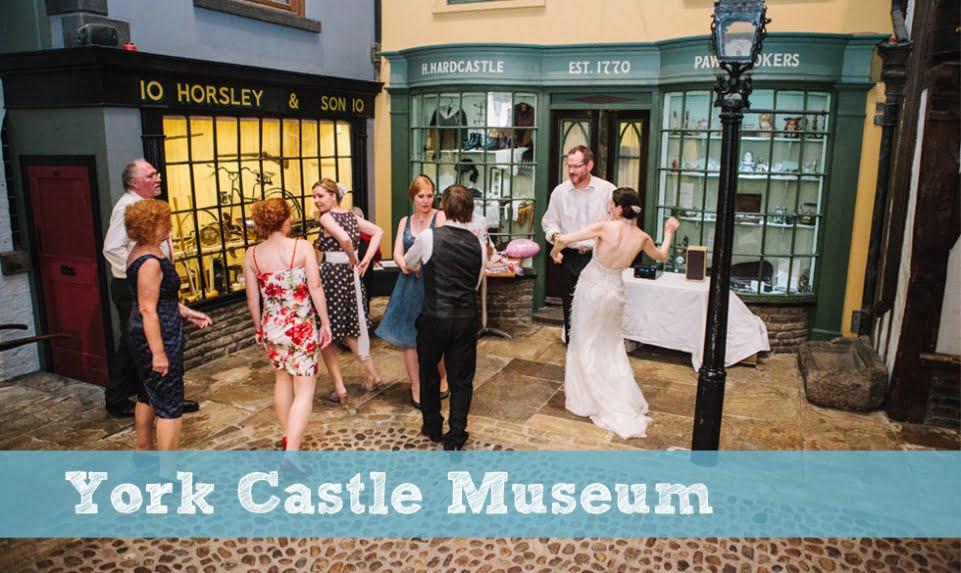 York Castle Museum Wedding Photography by Chris & Hazel York City Centre Wedding Photographer Wedding Venue York