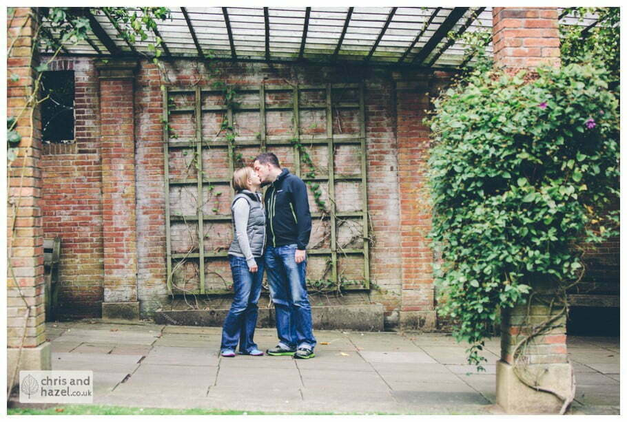 Harrogate engagement photography wedding photographer valley gardens yorkshire wedding photographer chris and hazel