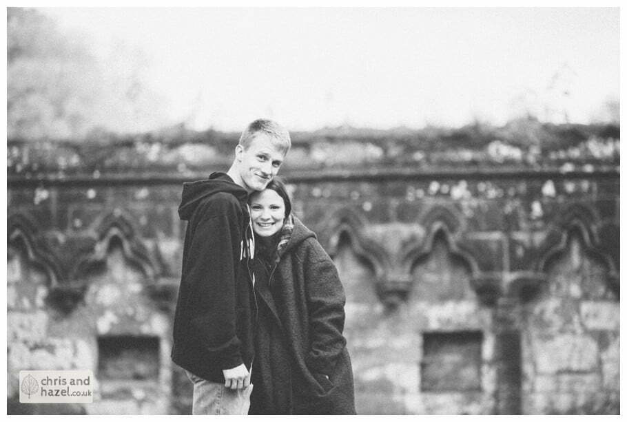 Rippon engagement photography wedding photographer Fountains Abbey yorkshire wedding photographer chris and hazel ruins couple ben charig frankie drummond