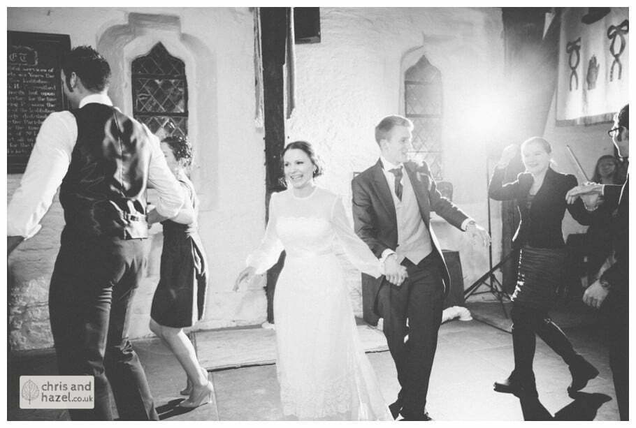 ceilidh band first dance ben charig frankie drummond bride groom wedding photographer merchant adventurers hall york wedding photography bride and groom christmas wedding winter chris and hazel wedding photography york