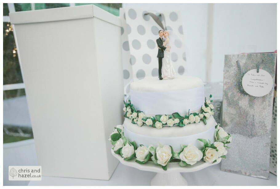 wedding cake english garden wedding Leeds wedding photography leeds robin young clare robertson wedding