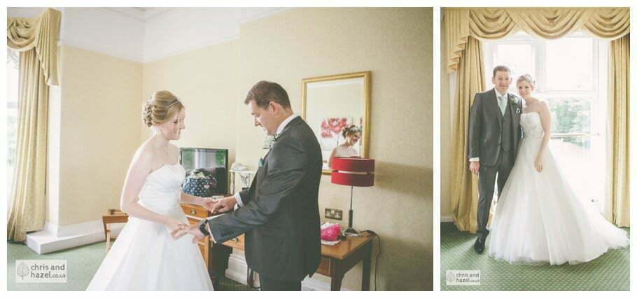 father with bride kenwood hall documentary Sheffield Wedding Photographer Kenwood Hall Wedding Photography Sheffield by Chris and Hazel Wedding Photography Glen Briddock Emily Shaw