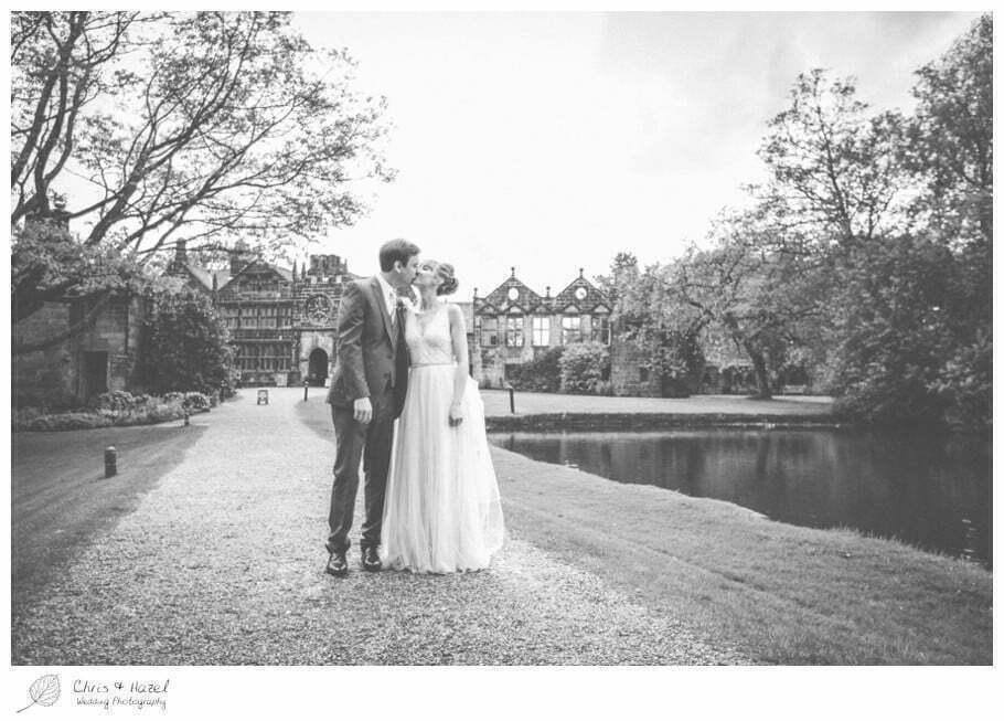 bride and groom, portrait, bride, groom, umbrella, documentary wedding photography, Keighley ,Wedding Photographer, East Riddlesden Hall, Wedding Photography, Chris and Hazel Wedding Photography, Craig beasley, Stephanie Stubbs,