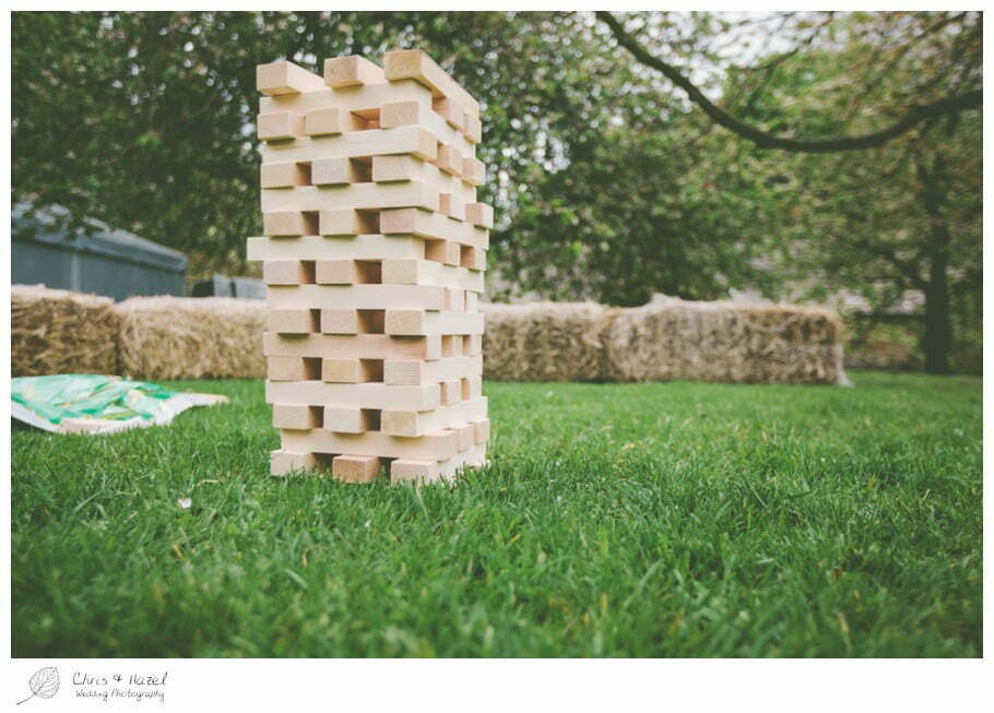 wedding jenga, wedding lawn games, documentary wedding photography, Keighley ,Wedding Photographer, East Riddlesden Hall, Wedding Photography, Chris and Hazel Wedding Photography, Craig beasley, Stephanie Stubbs,