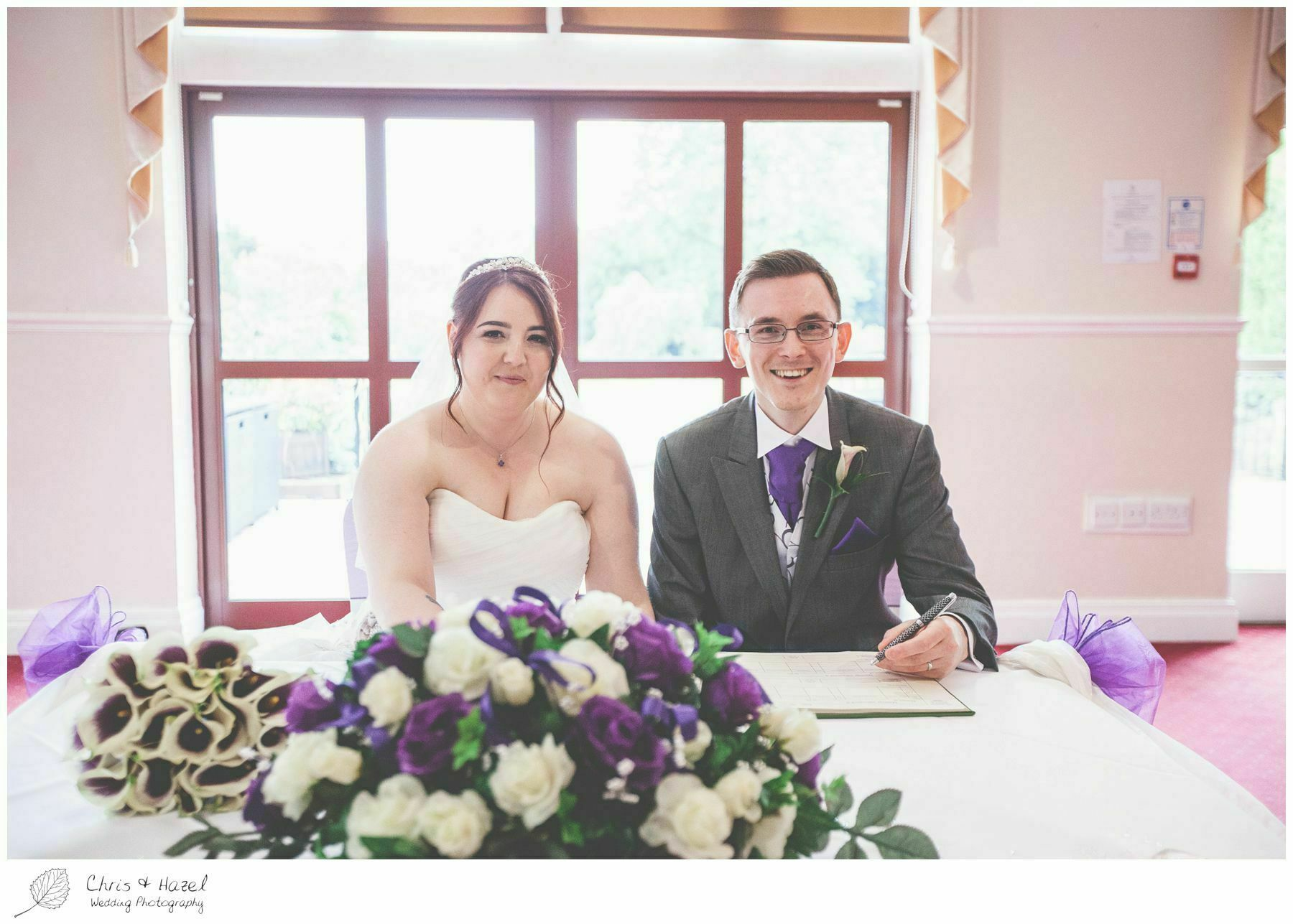 signing of register, bagden hall wedding venue, documentary wedding photography, denny dale, huddersfield, Wedding Photographer, Bagden Hall, Wedding Photography, Chris and Hazel Wedding Photography, Alex tomenson, Vicky hunt