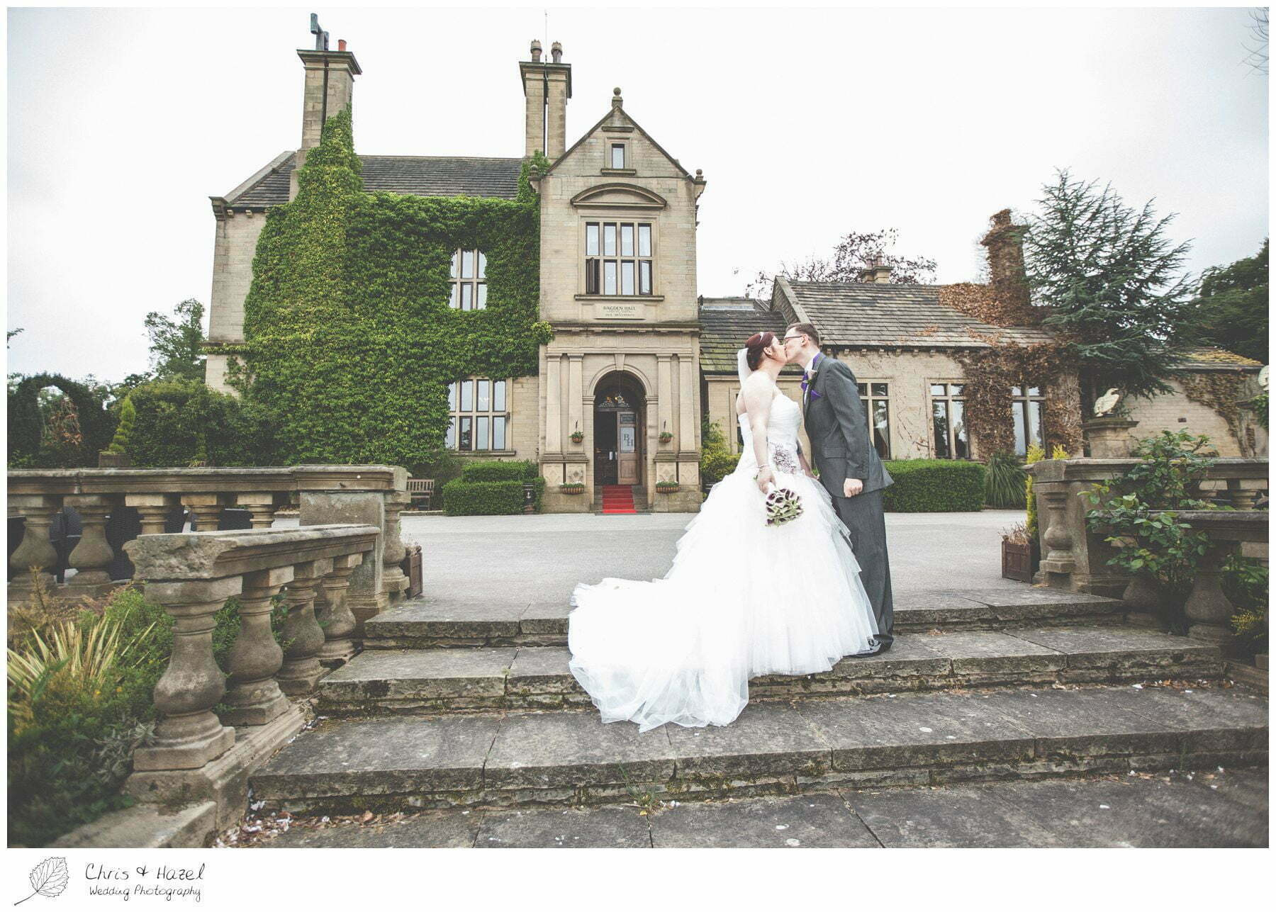 bride and groom portraits, bride and groom formal photographs, bagden hall wedding venue, documentary wedding photography, denny dale, huddersfield, Wedding Photographer, Bagden Hall, Wedding Photography, Chris and Hazel Wedding Photography, Alex tomenson, Vicky hunt