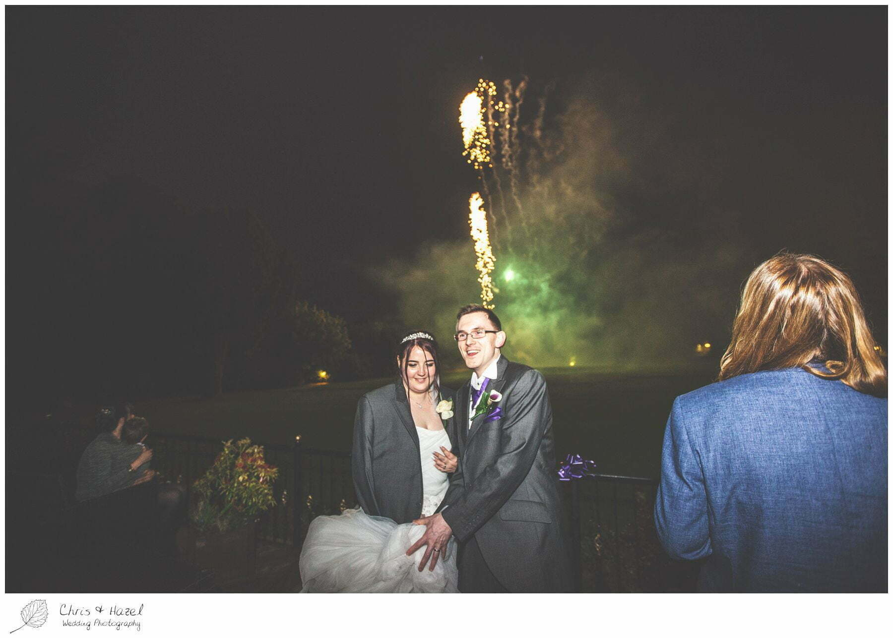 wedding fireworks, bagden hall wedding venue, documentary wedding photography, denny dale, huddersfield, Wedding Photographer, Bagden Hall, Wedding Photography, Chris and Hazel Wedding Photography, Alex tomenson, Vicky hunt