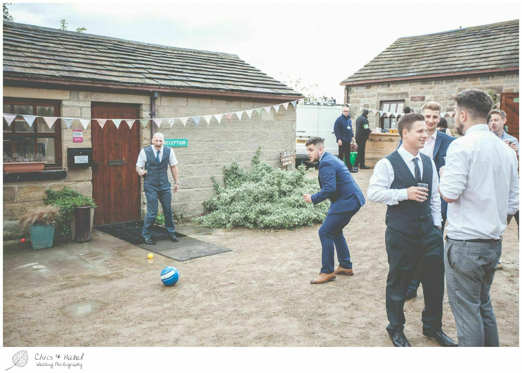 wedding games, football, wood wedding theme, eco wedding, love letters, wedding, Eccup Wedding Photographer, Lineham Farm, Wedding Photography Leeds, Chris and Hazel Wedding Photography, Richard Wyatt, Laura Kelly