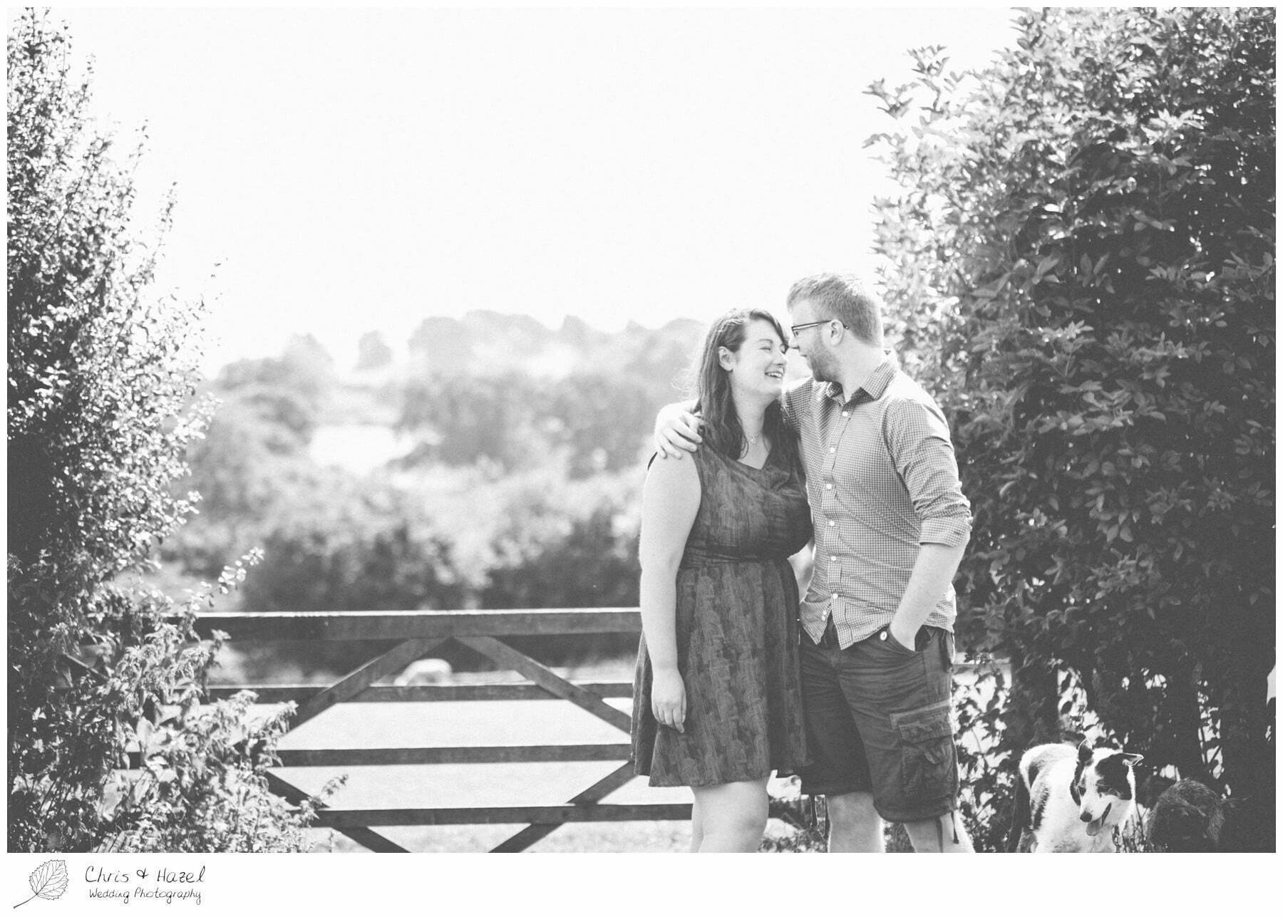 engagement, dogs, Fountains abbey national trust, Rippon, Fountains Abbey, Pre Wedding Photography Yorkshire, Chris and Hazel Wedding Photography, Sam Nicholson, Emily Nunwick,