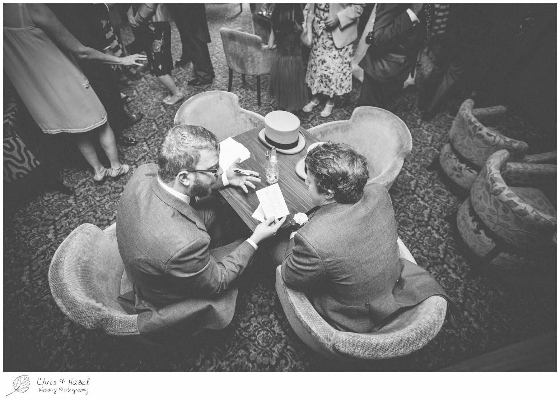 groom writing speech, documentary wedding photography, Ilkley wedding photographer, Ilkley wedding photography, The Craiglands hotel wedding photography, west Yorkshire wedding photography, chris and hazel wedding photography, emily nunwick, sam nicholson, emily nicholson,