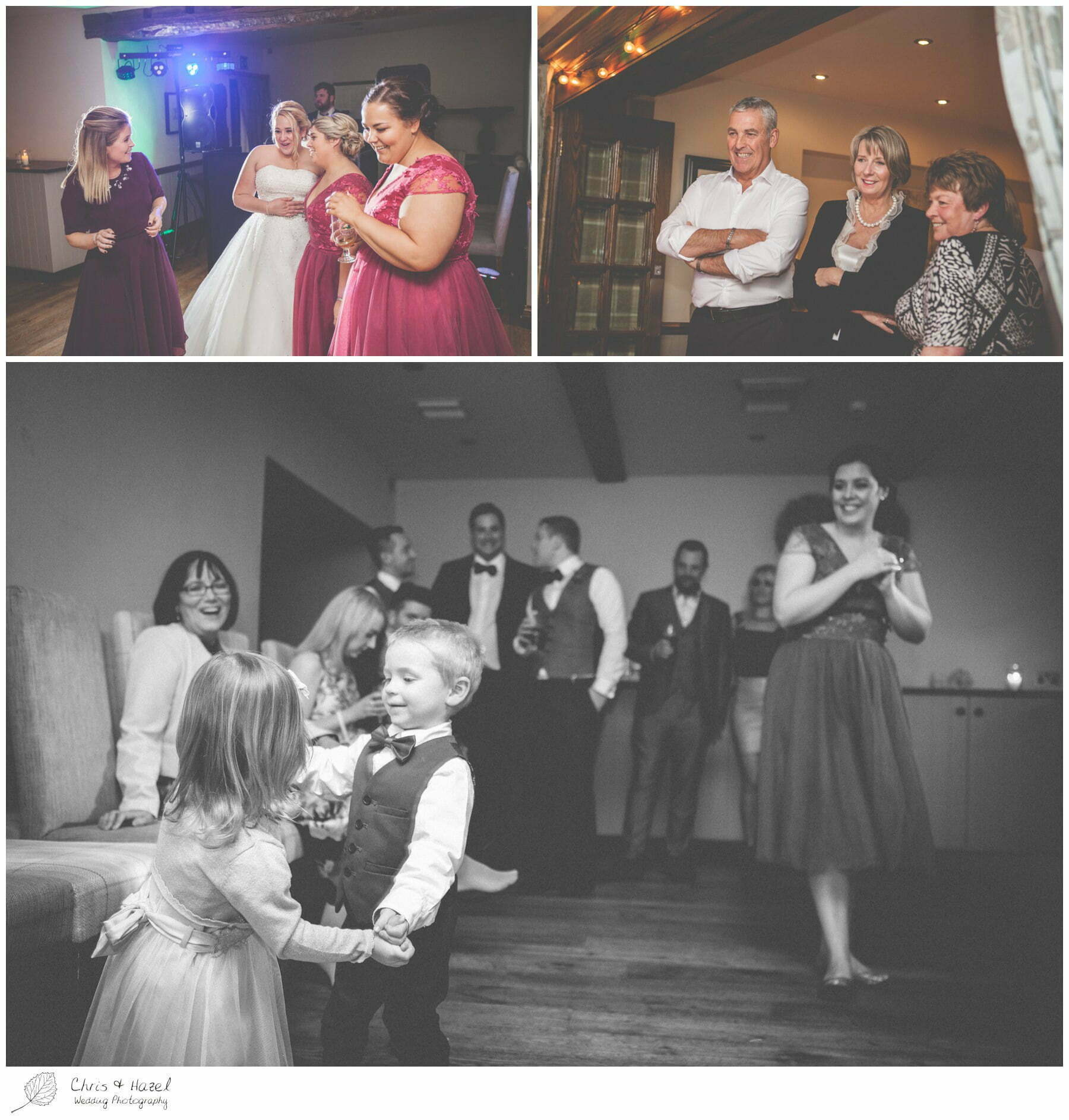 documentary wedding photography wedding reception the woodman inn wedding photography kirkburton by chris and hazel wedding photography Patrick Hetherington Lauren dean birkenshaw